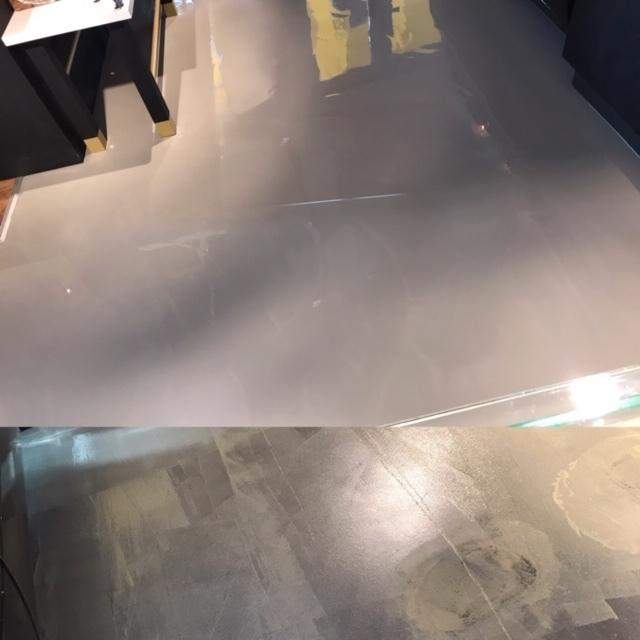 Beton vloer