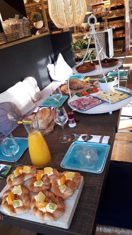 Thuis genieten van bakkerij Fleddérus! Ontbijt! #blijfthuis