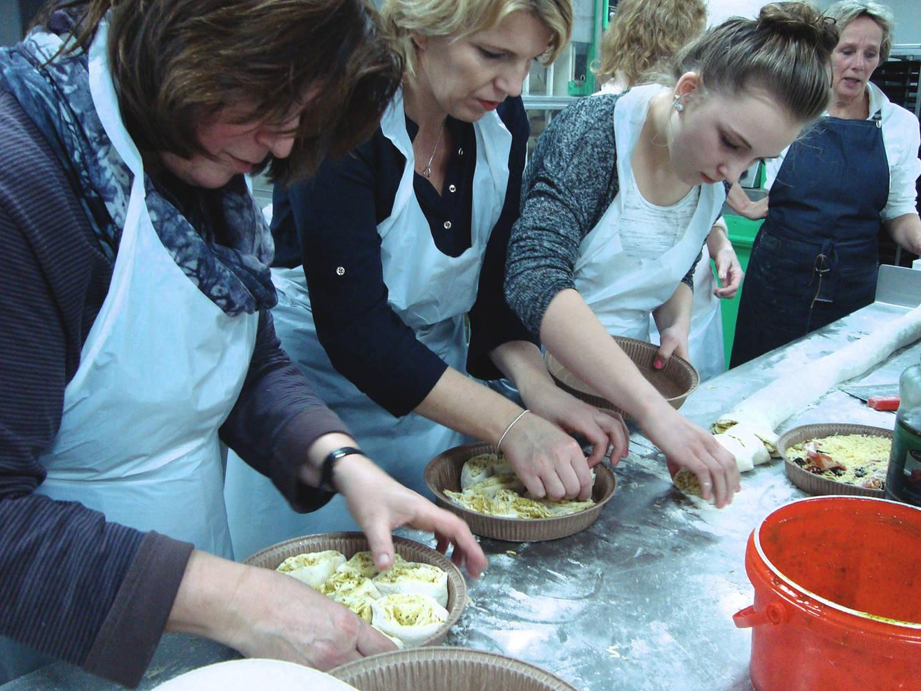 Workshop - Passie voor Italiaans brood